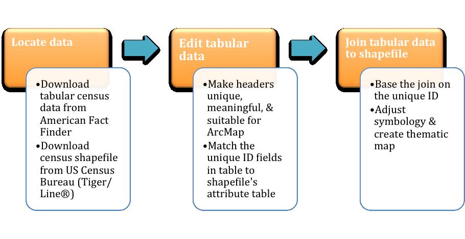 General workflow diagram
